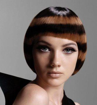 Cortes de pelo corto rizado mujer 2012