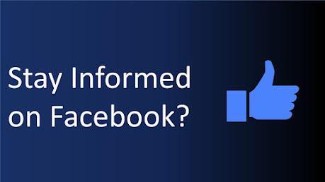 Facebookをいいねして、最新情報を確認しよう