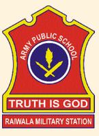 Army Public School Raiwala Cantt Logo