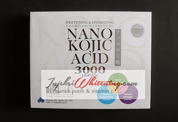 nano kojic acid 3000, Nano Kojic Acid 3000 mg, kojic acid 3000 review