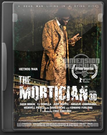 The Mortician (DVDRip Ingles Subtitulado) (2011)