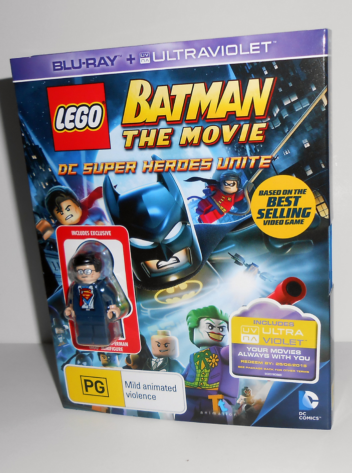 http://ozbricknation.blogspot.com.au/2013/07/lego-batman-movie-look-at-clark-kent.html