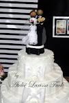 Noivinhos Topo de bolo: