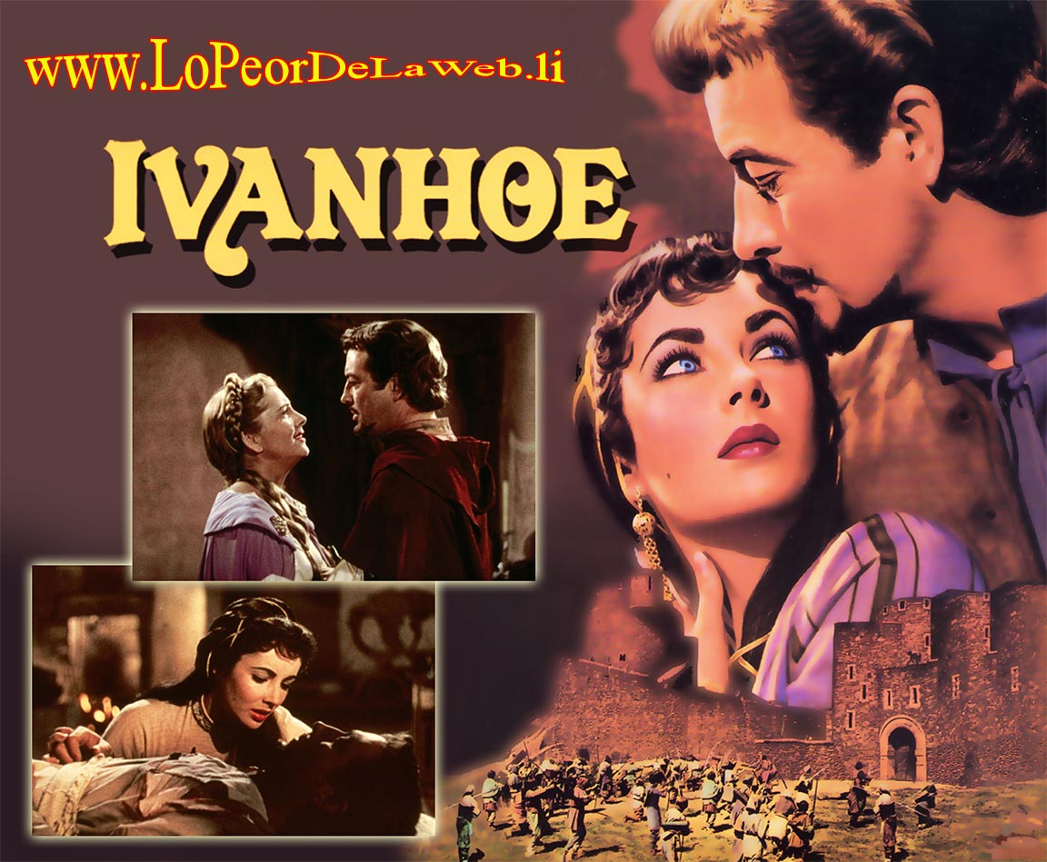 Ivanhoe (1952 - Robert Taylor / Elizabeth Taylor)