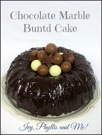 CHOCOLATE MARBLE BUNTD CAKE