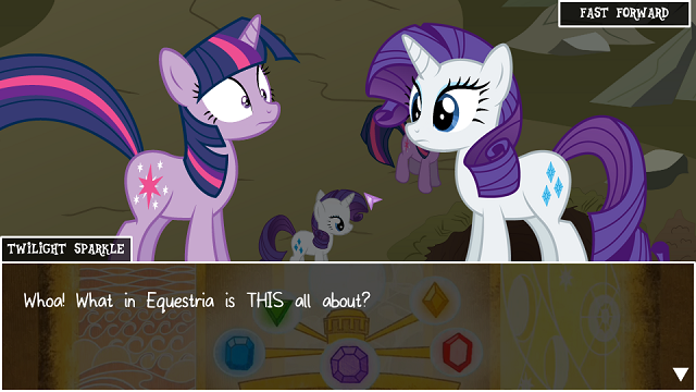True Blue Scootaloo screenshot