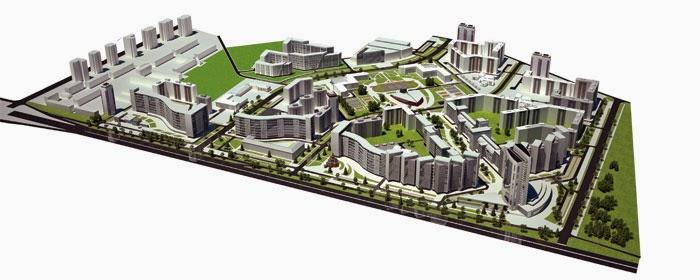 Пути совершенствования планировки и застройки жилых районов и микрорайонов