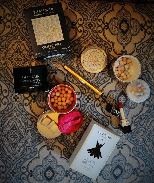 Guerlain,  Dior et Yves St-Laurent: mes essentiels beauté si cher #luxe
