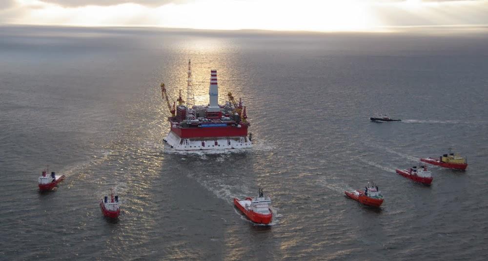 Rosneft: Prirazlomnaya.