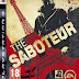 The Saboteur PS3 Game