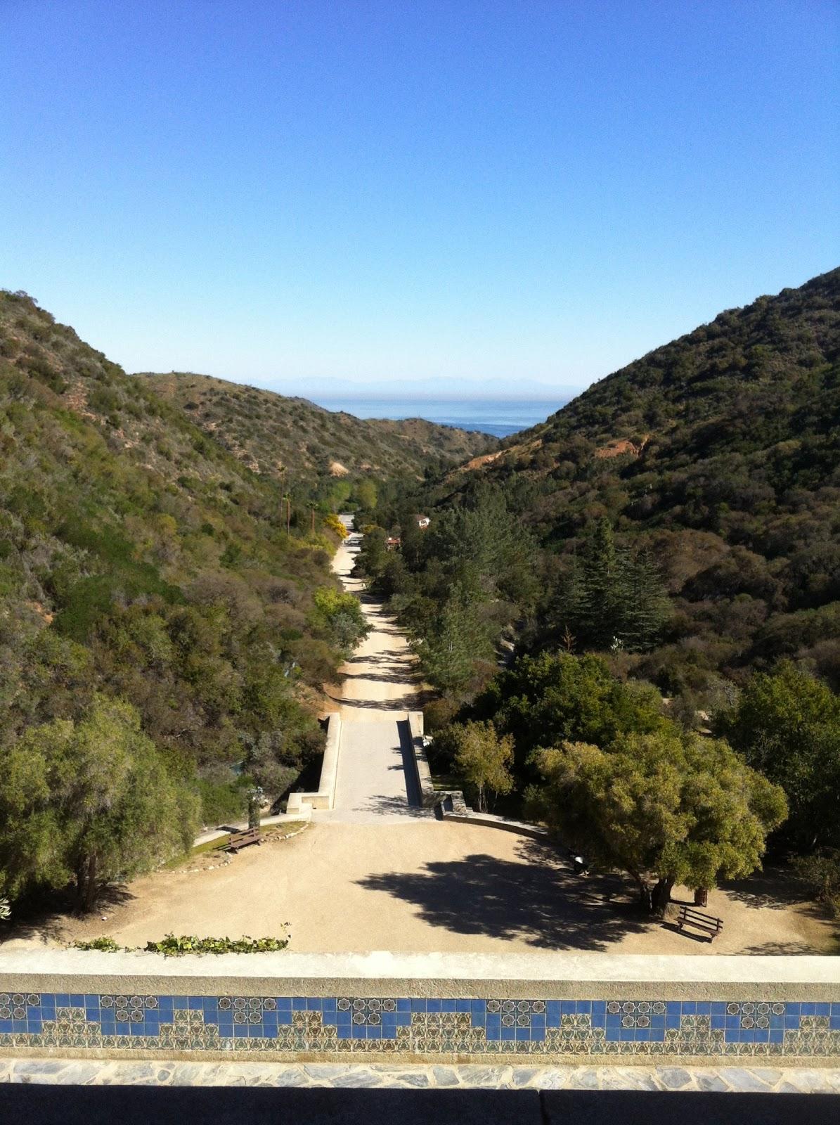 The Lincoln Log: Catalina Island