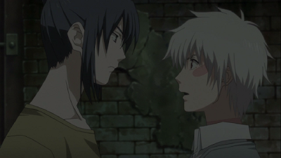 no.6, no 6, no. 6, episode 6, shion, nezumi