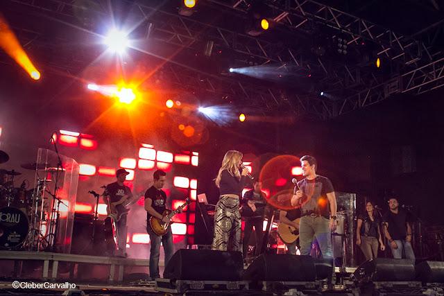 Maria Cecília e Rodolfo-Andradina-SP-Rodeo-Country-Bulls-Show-Sertanejo-Universitário-Quem ama cuida-Cleber Carvalho Fotografia