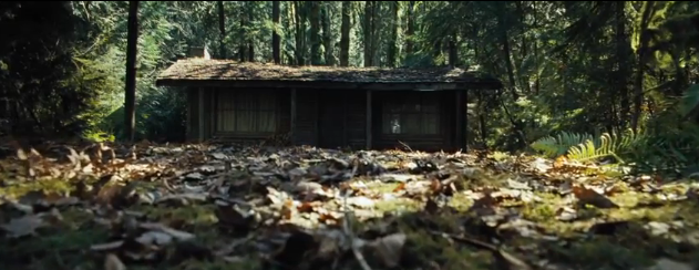 the cabin in the woods 2012 movie trailer impressions film trailer reviews horror thriller conspiracy sci-fi tongue-in-cheek