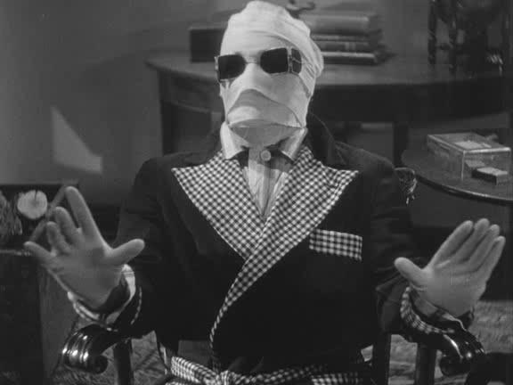 The Invisible Man 1933 Gif