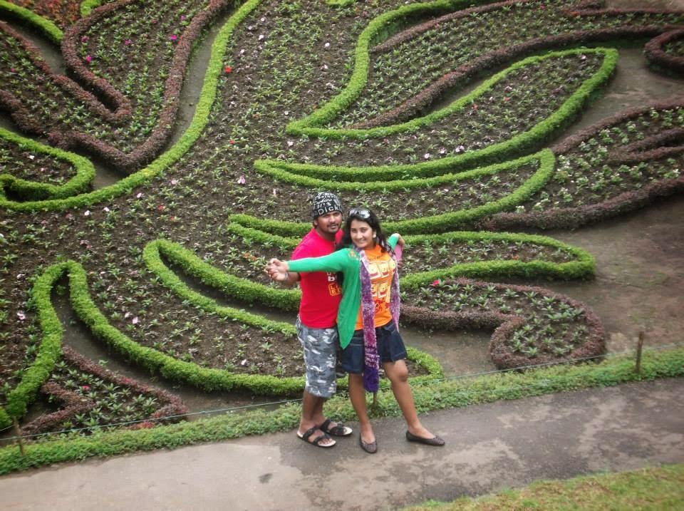 hakgala garden