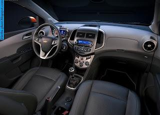 chevrolet sonic car 2012 interior - صور سيارة شيفروليه سونيك 2012 من الداخل