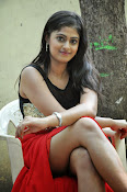 Meghasri glamorous photos in red-thumbnail-14