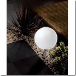 Casas cocinas mueble luces solares para jardin - Luz jardin solar ...
