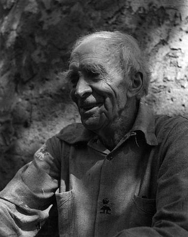 Bill Adams c. 1951 (Courtesy and Copyright Imogene Cunningham Estate)
