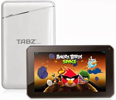 Tabulet Tabz Z10: Tablet Android Murah Berfitur Lengkap