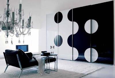 35 imagenes de diseño interior blanco y negro