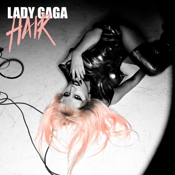lady gaga hair single art. lady gaga hair single album