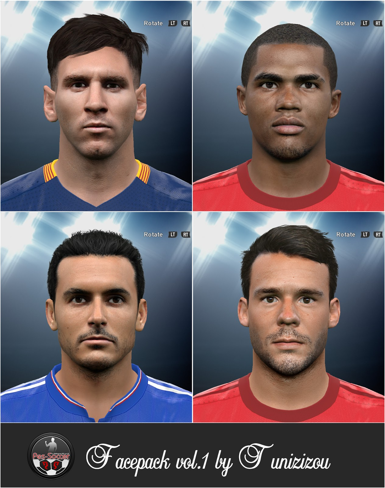 Transfer PES 2013 Latest Update 2015, PES Patch - Hit2k