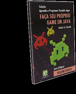 sorteio de livro para aprender a fazer game
