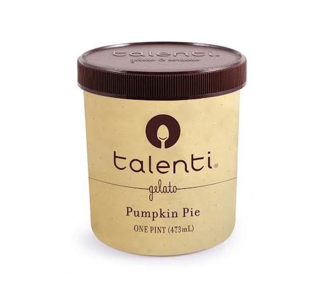 Talenti Offers New Pumpkin Pie Gelato | Brand Eating Belgian Chocolate Brands