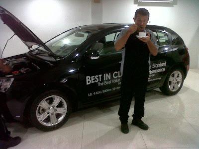 Photo Kenangan Saat Traning Geely Emgrand EC7 Di Wisma Chery Hasyim Ashary Jakarta