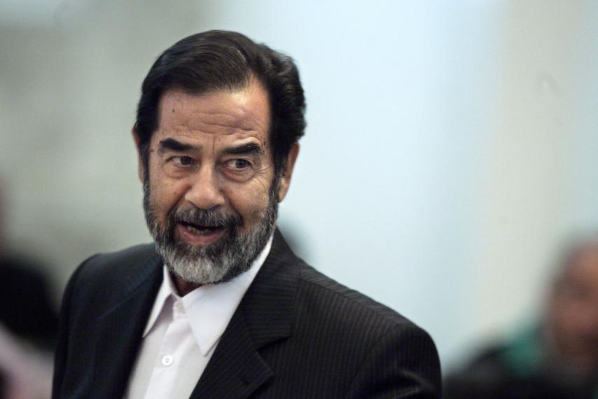 من القذافي إلى صالح ... نبوءة صدام حسين تتحقق