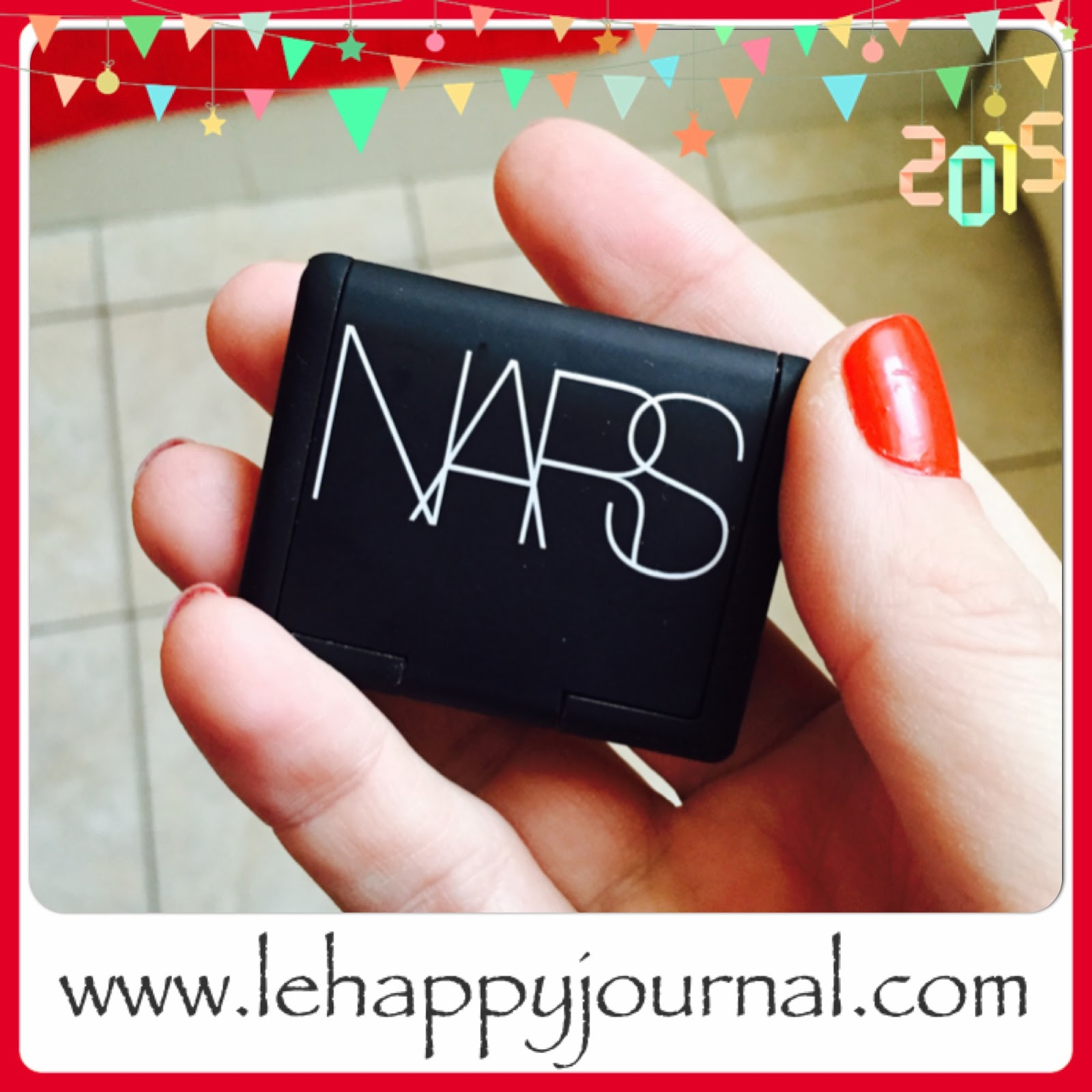 rotation, beauté, produits, semaine 1, revue, blogueuse beauté, opinion, avis, test, happy journal, blush, nars, blush rose, blush nars