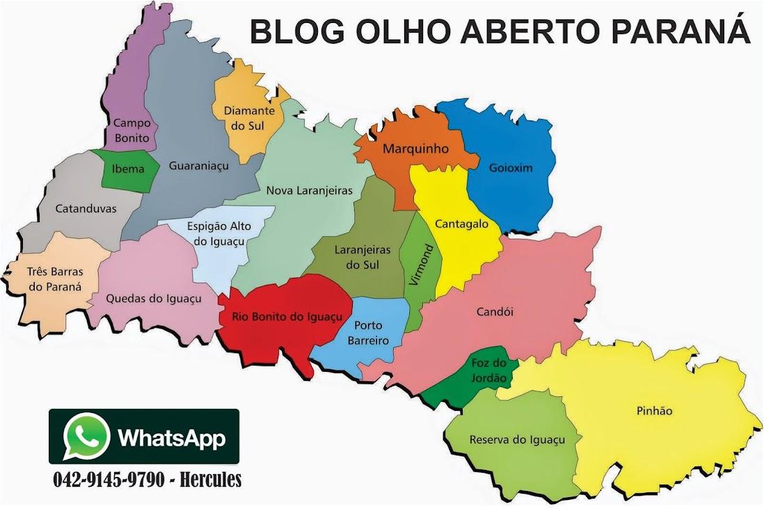 Blog Olho Aberto Paraná