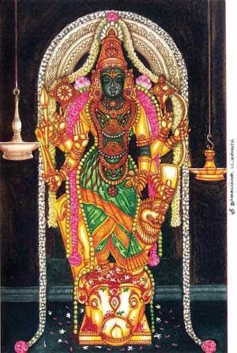 goddess parvati amman