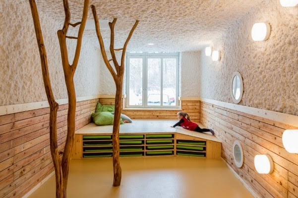 Organic Interior Designs