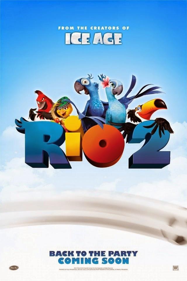 La película Rio 2