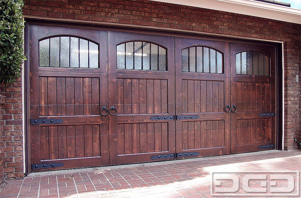 Garage Door Designs for Spanish Style Homes