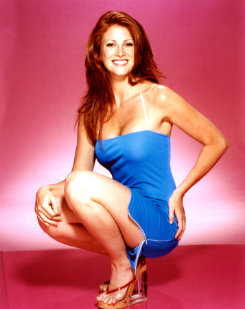 Angie Everhart Hd Wallpapers