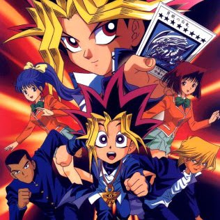 Yu-Gi-Oh! First Series Anime