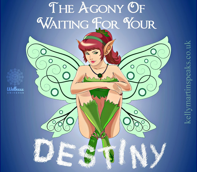 Fairy Wishes Agony Waiting For Your Destiny