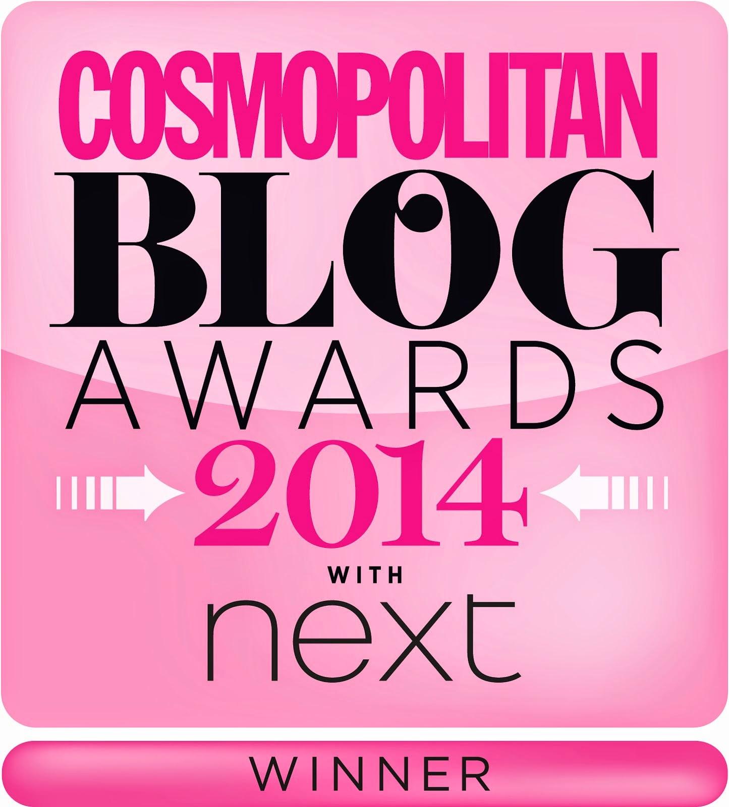 Cosmopolitan 2014 Winner