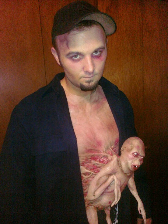 Unborn Twin Halloween Costume
