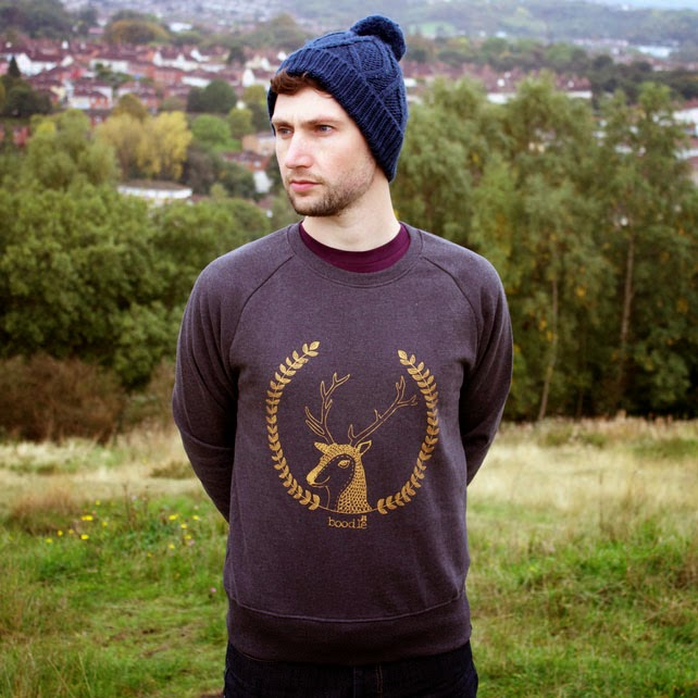 Ma Bicyclette - Buy Handmade - Clothing For Men - Boodle Boutique