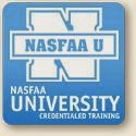 NASFAA Credentials