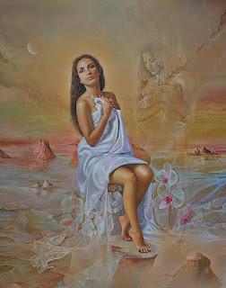 Pinturas De Mujeres Desnudas Cuadros Surrealistas
