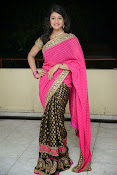 Sandeepthi Gorgeous in Designer Saree-thumbnail-13