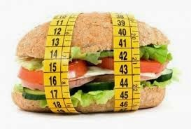 image burger on diet