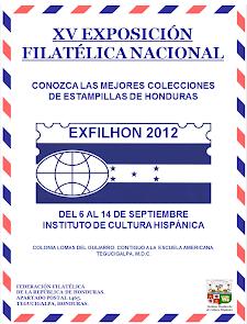 XV Exposición Filatélica de Honduras