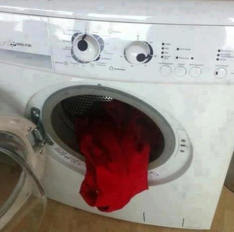 Humanized Washing Machine